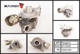 TURBOS - GT1544V-GL08657 - TURBO NUEVO 5439-970-0127 (T13)