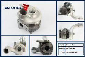 TURBOS - GT1749V-GL08653 - TURBO GT1749V-713673