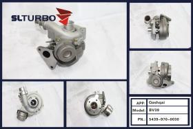TURBOS - BV39-070(14832) - TURBO NUEVO GARRET GTB2060VKLR