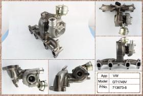 TURBOS - GT1749V-713673-5006 - TURBO GT1749V-717478